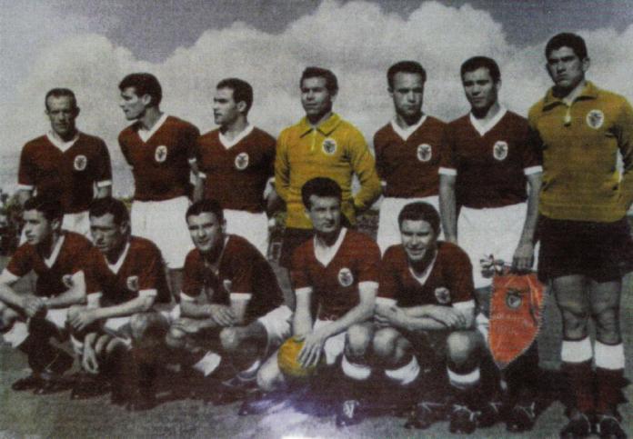 Sport Lisboa e Benfica Vence Taça Latina em 1949/50