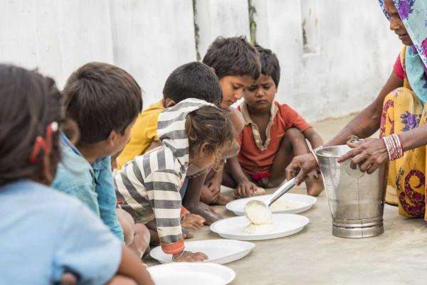 A fome e a miséria são realidades no mundo todo*