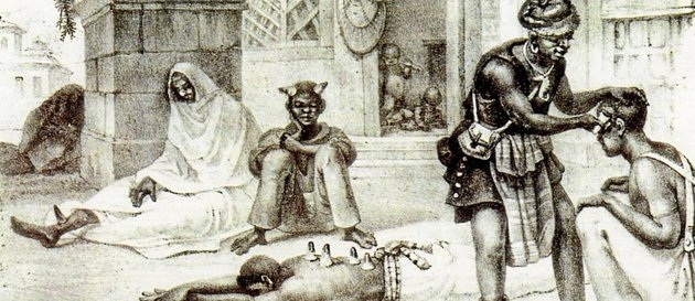 Saúde no Brasil colonial
