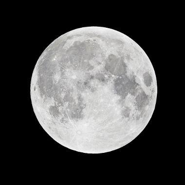 A Lua é uma fonte secundária de luz