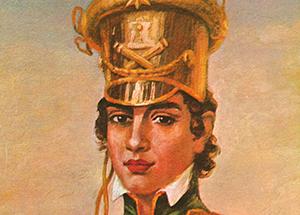Maria Quitéria foi a primeira brasileira a integrar uma unidade militar
