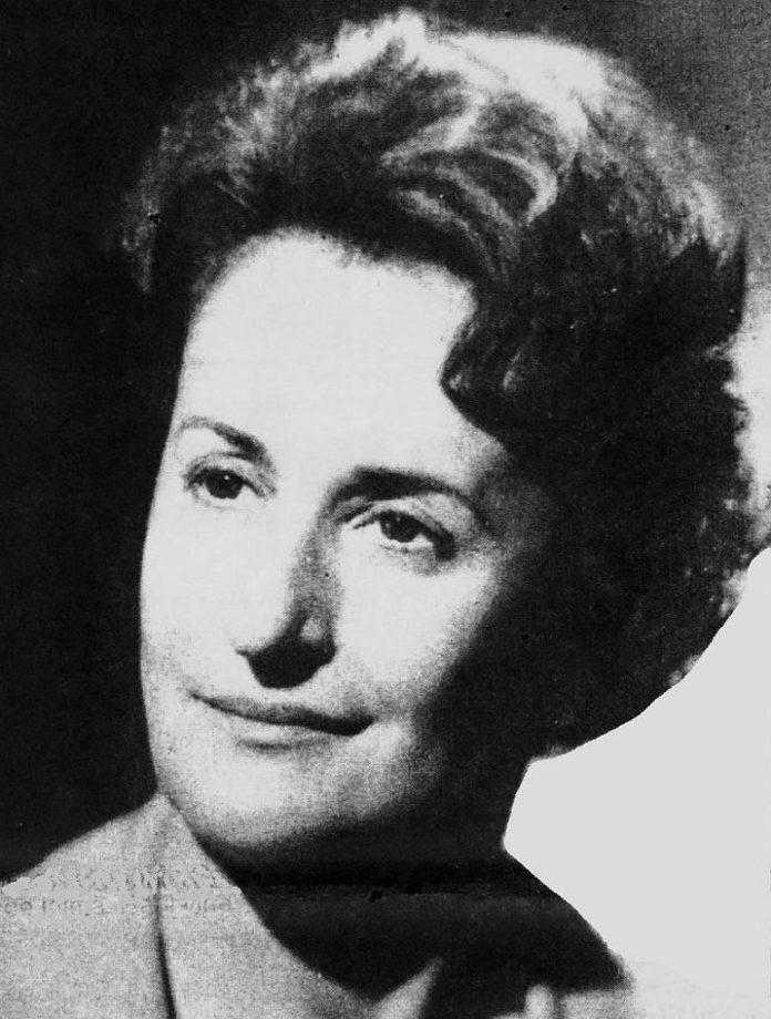 Sofia Ionescu-Ogrezeanu (1920-2008)