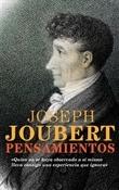 Pensamientos (Joseph Joubert)-Trabalibros