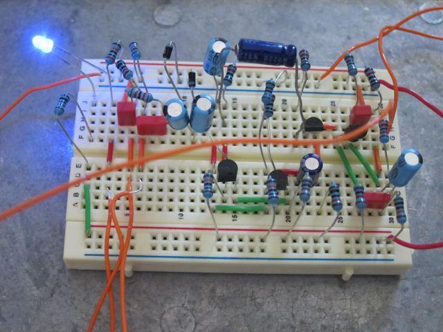Testing The Rab Fuzz Kay Fuzztone Circuit