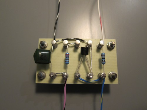 small resolution of remote wah turret board