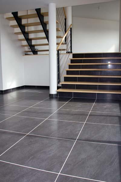 Ides escaliers  Constructeur de maison haut de gamme  Finistere et Morbihan