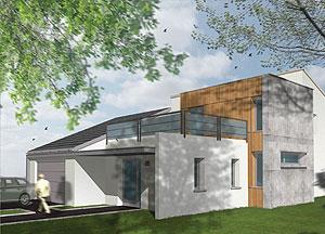 maison architecture contemporaine