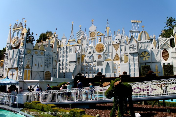 its a small world