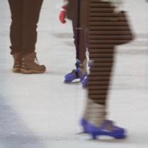 Legs of Dubai Ice Rink 2