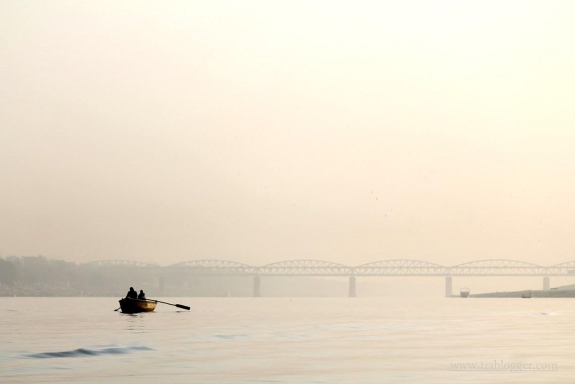 Varanasi morning boat ride