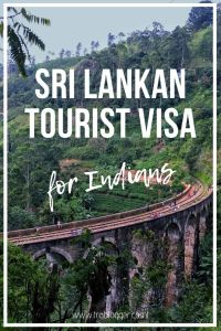 Sri Lankan visa for Indians