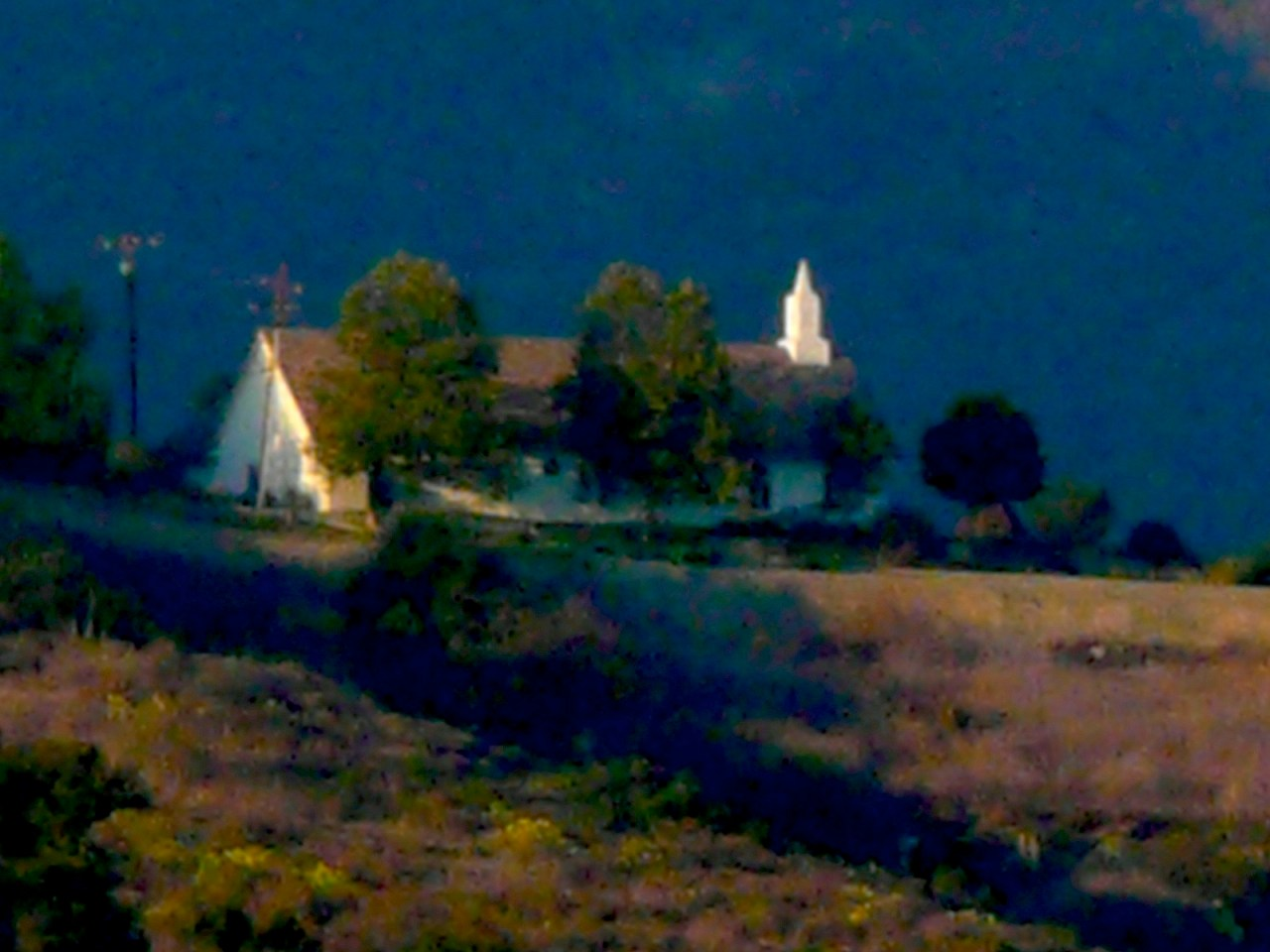 Our Church at Night