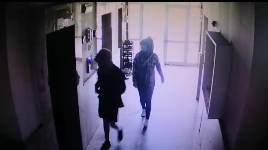 Banyo lifi satma bahanesiyle girdikleri apartmanlarda evleri soydular