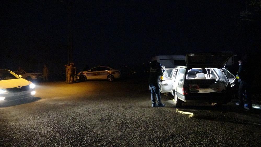 2 jandarma personelini yaralayan firari yakalandı