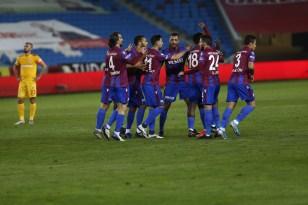 Trabzonspor zirve yolunda kayıp!