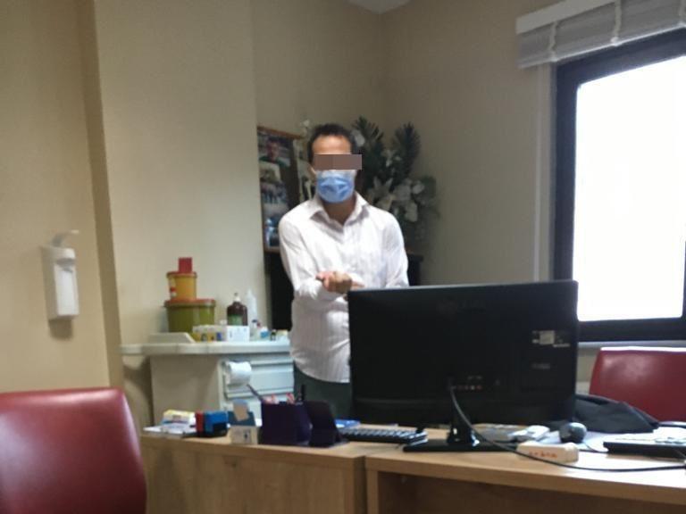 FETÖ üyeliğinden hapis cezası bulunan doktor yakalandı