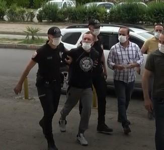 Yomra Belediye Başkanı Bıyık'a düzenlenen silahlı saldırının zanlısı ve azmettiricisi adliyeye getirildi