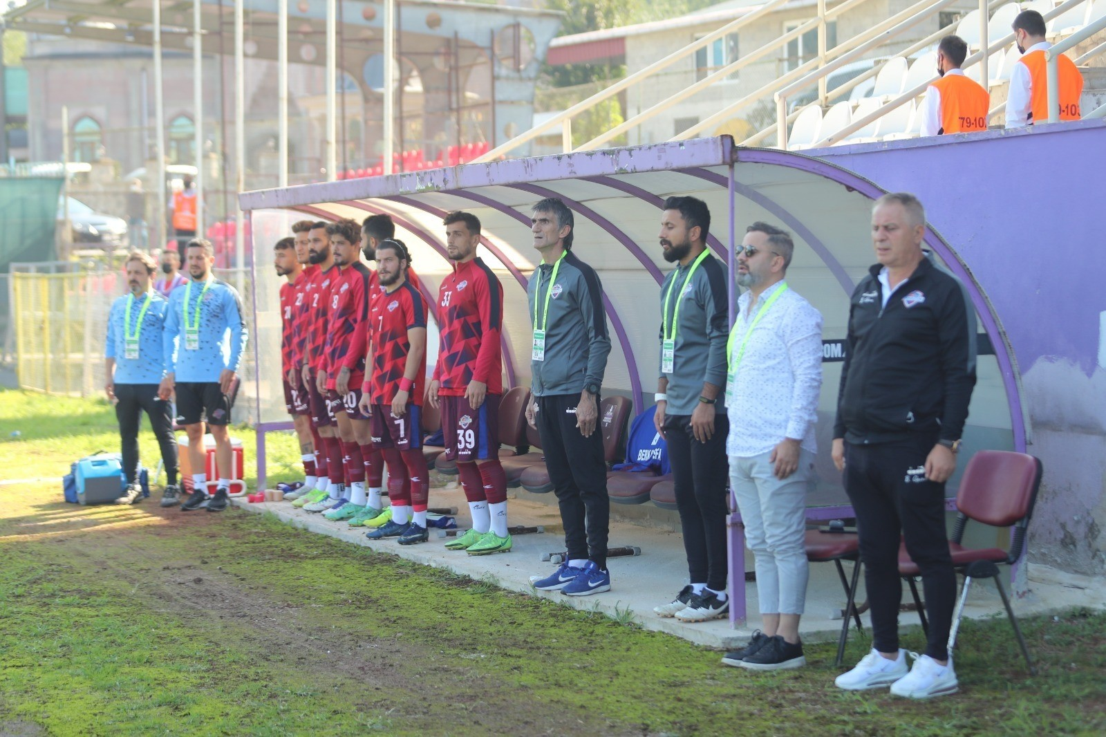 TFF 2. Lig: Hekimoğlu Trabzon FK: 5 – Niğde Anadolu FK: 0