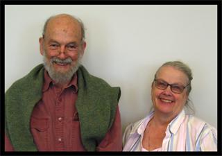 TRAC Co-directors David Burnham and Susan B. Long