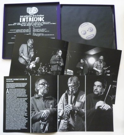 Entrechoc - 3 LP Box + booklet