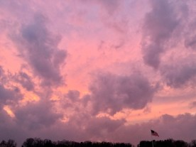 Another nice sky — copyright Trace Meek