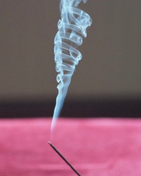 Incense — copyright Trace Meek