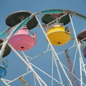 Ferris wheel — copyright Trace Meek