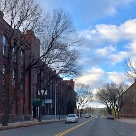 The Baustein Building, Holyoke MA — copyright Trace Meek