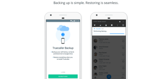 New Feature: Back Up Your Phone With TrueCaller Contacts BackUp 2018