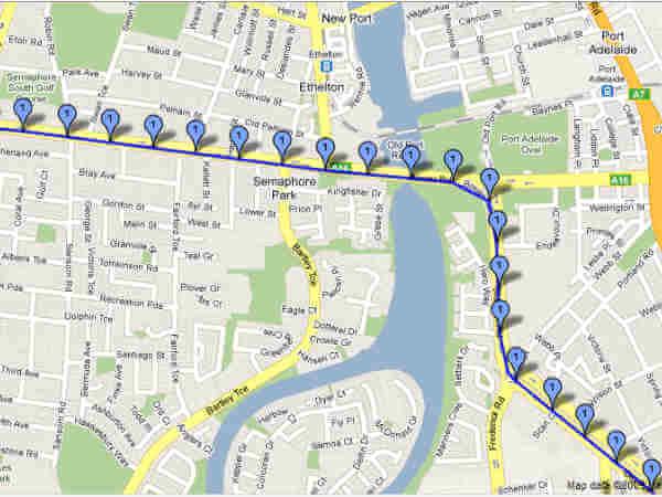 Live Mobile Location Tracker
