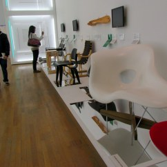 Chair Design Museum Belmont Barber Headrest The London Tracepattern