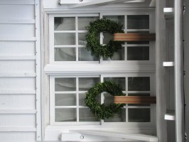 Christmas decorations {at home with Paige} | Our Blog