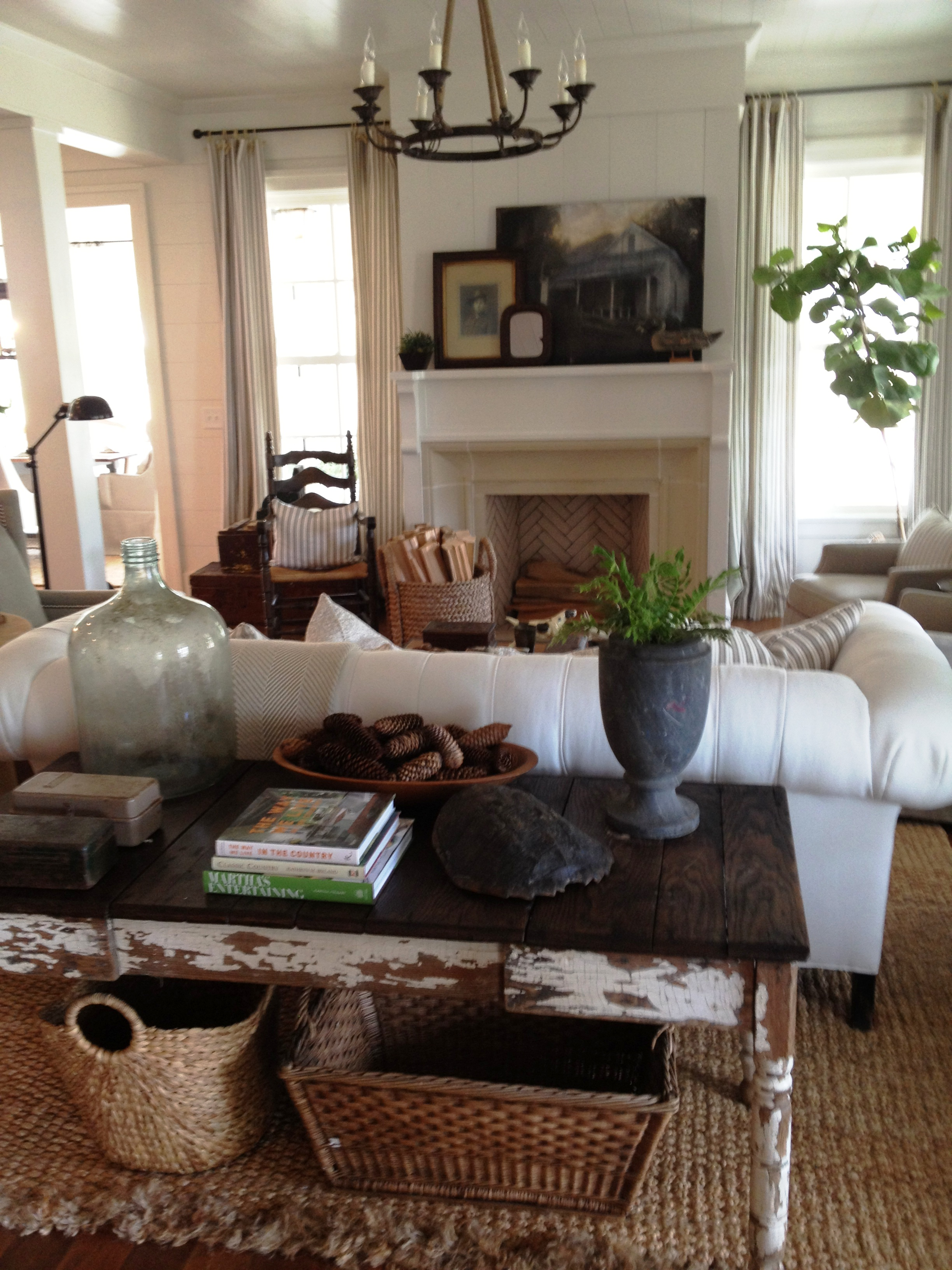 Southern Living Room Ideas