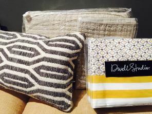 Natural Quilt Set & Lucca Duvet Cover