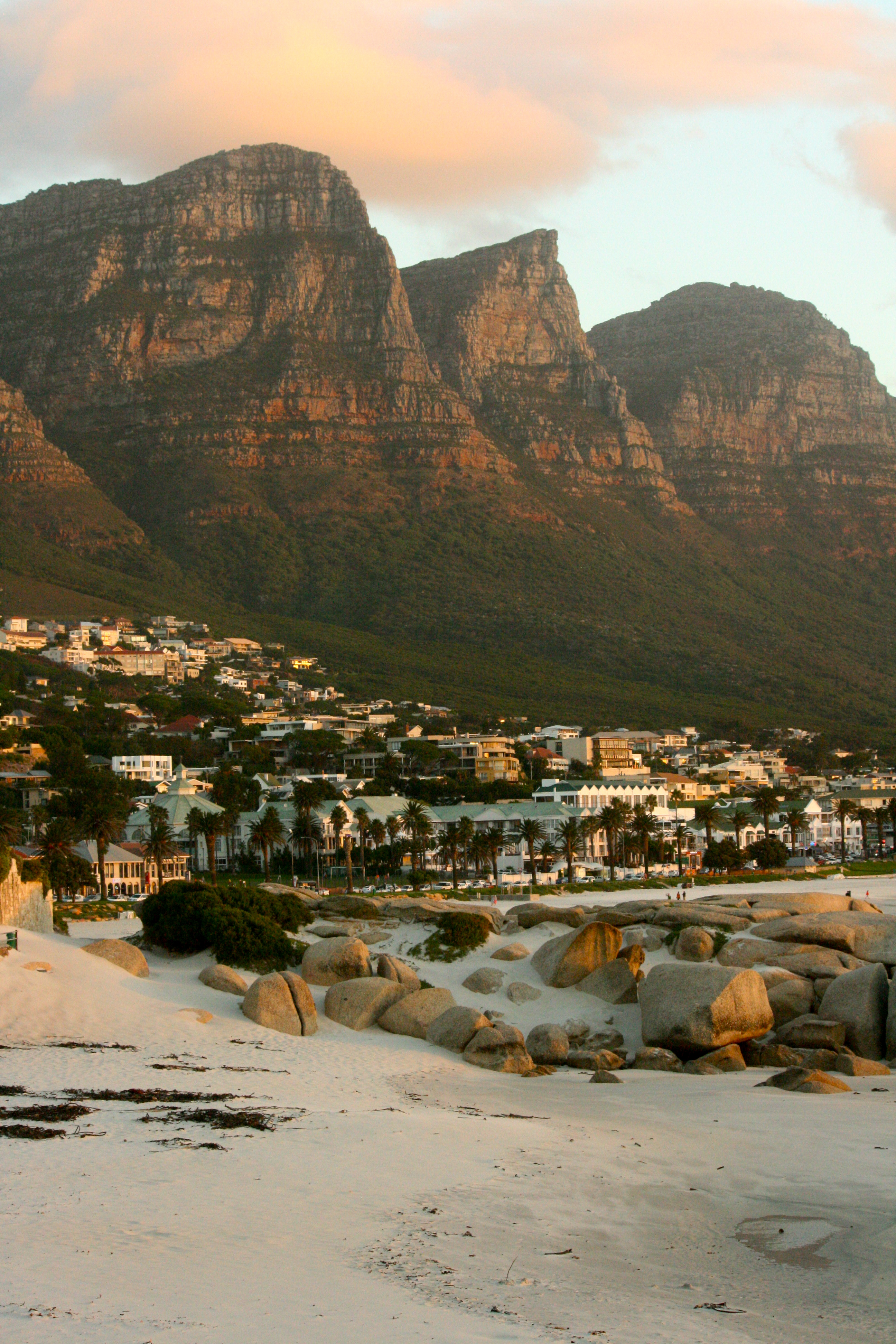 Camps Bay Cape Town  Trace  Style  Create  Live