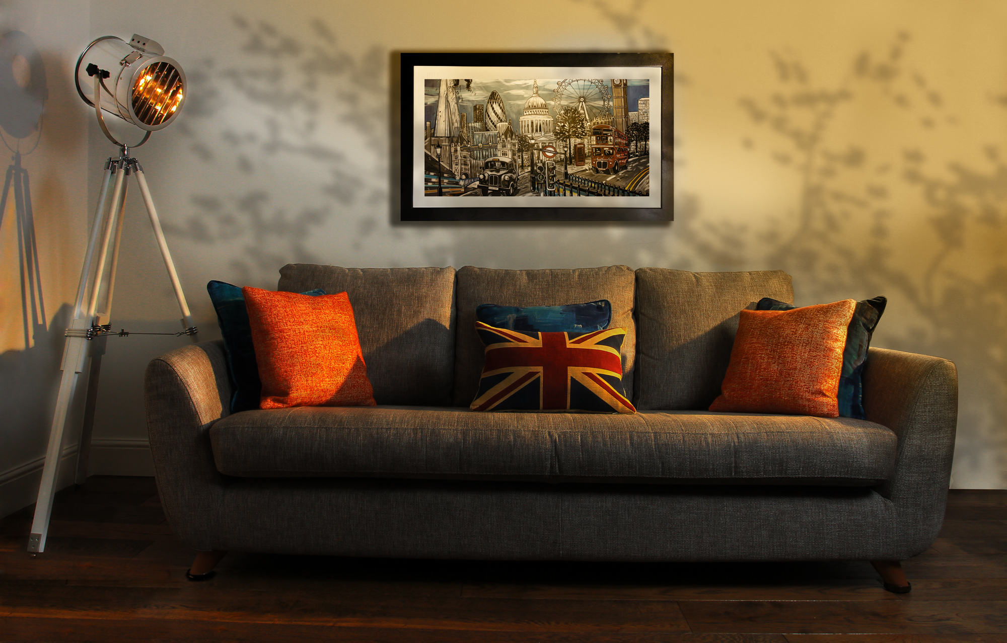 retro living room mantle interior design tracey andrews interiors outfit