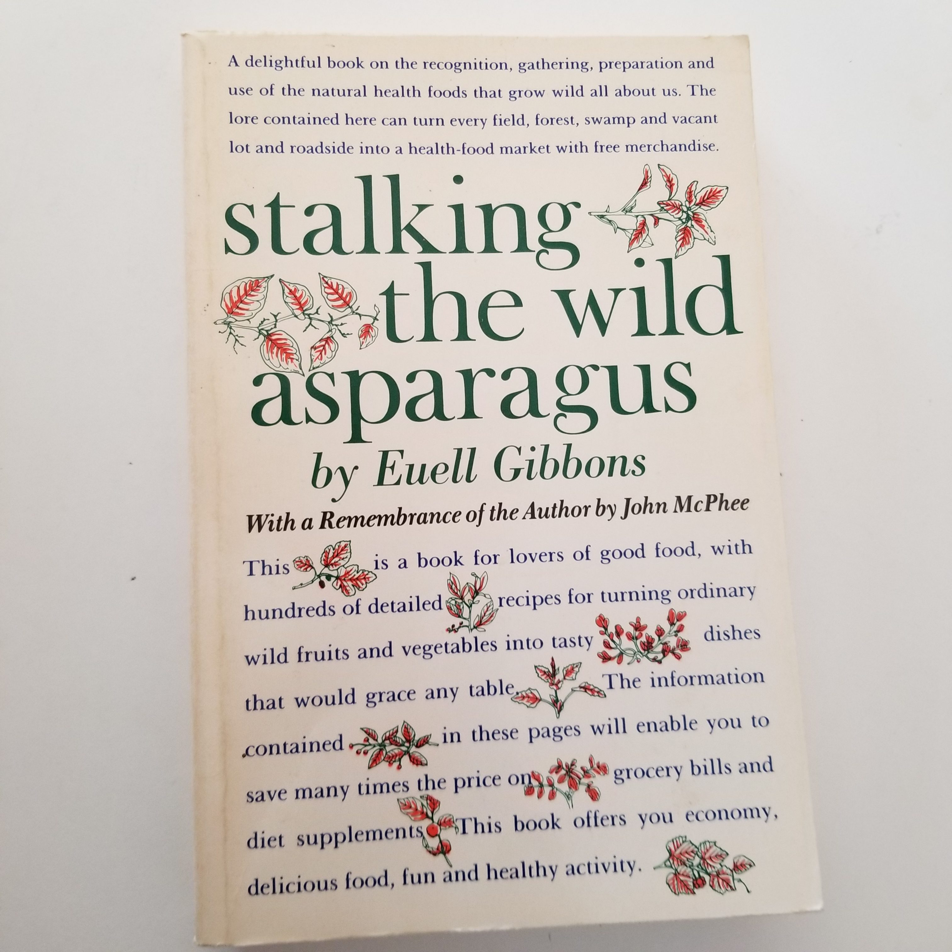 Stalking the Wild Asparagus Book Cover