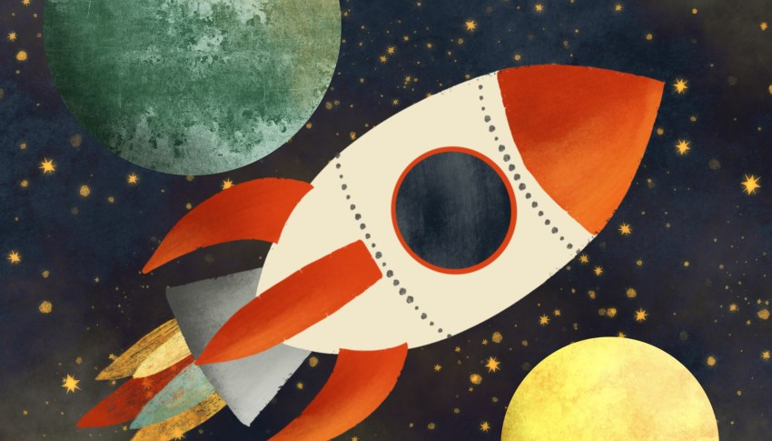 New Tutorial: Retro Rocket Ship in Procreate 5X