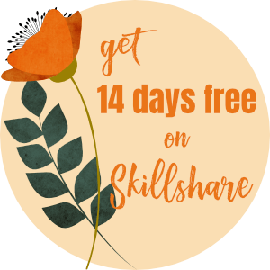 14 free days on Skillshare