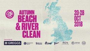 SAS Autumn Perranporth Beach Clean (& River Clean)