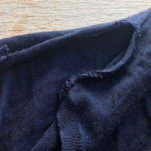 Rippd seam repair