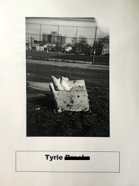 """Sample student work from 5th grade workshop, """"World Outside My Window."""""""