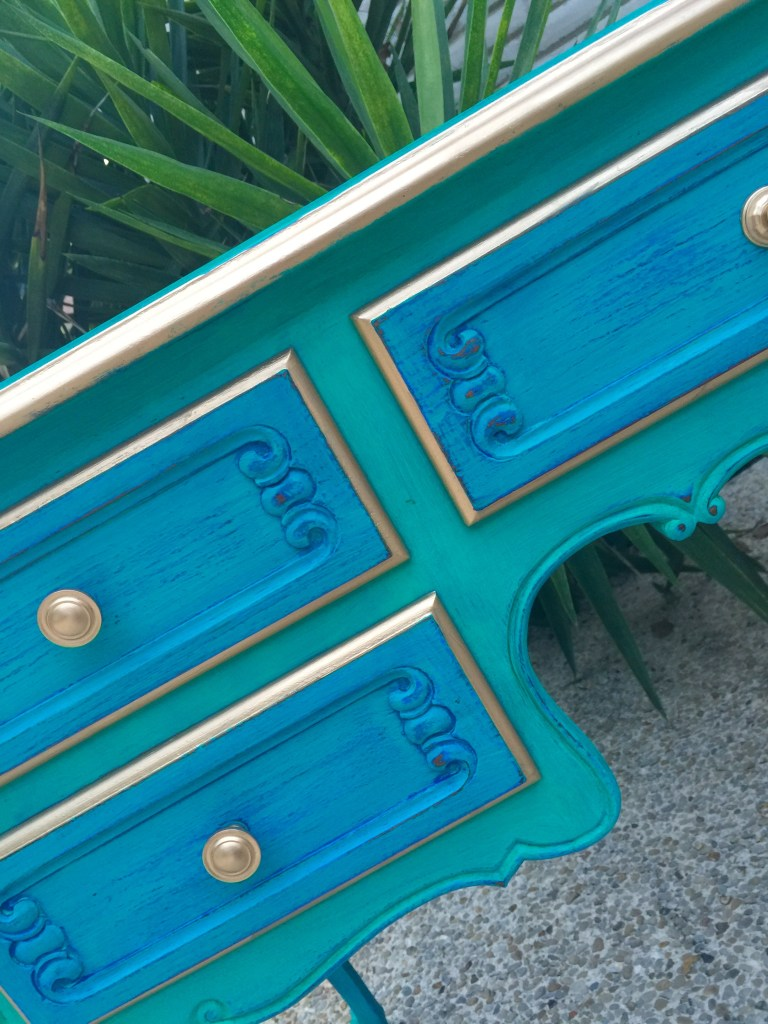 Layered Paint Furniture | Traceys Fancy