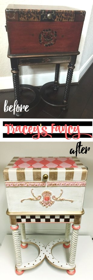 Pin it Repurposed Cigar Box | Tracey's Fancy