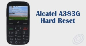 How to Factory Reset / Hard Reset Tracfone Alcatel A383G
