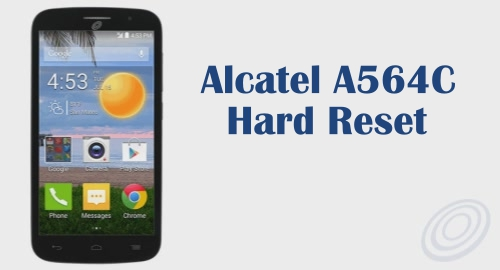 How to Factory Reset / Hard Reset Tracfone Alcatel OneTouch