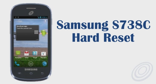 How to Factory Reset / Hard Reset Tracfone Samsung SCH-S738C