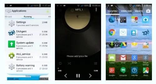 Tracfone Alcatel Pixi Pulsar Screenshot