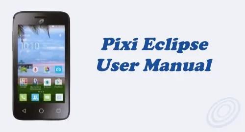 Tracfone Alcatel Pixi Eclipse (A462C) User Manual Guide