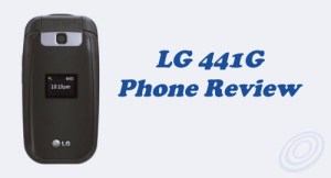 Tracfone LG 441G Flip Phone Review